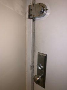 Jimmy Proof Lock Repair