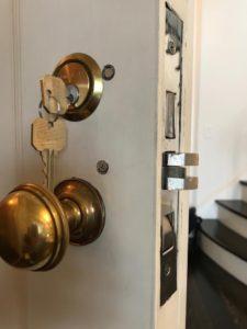 Cylinder Lock Repair