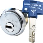 interactive mul-t-lock Mortise High Security Cylinder lock