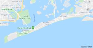 Far Rockaway Queens Locksmith by areas map