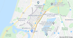 Locksmith in Kingsbridge, The Bronx areas by map
