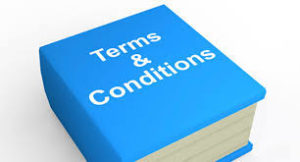 Locksmith Terms and Conditions