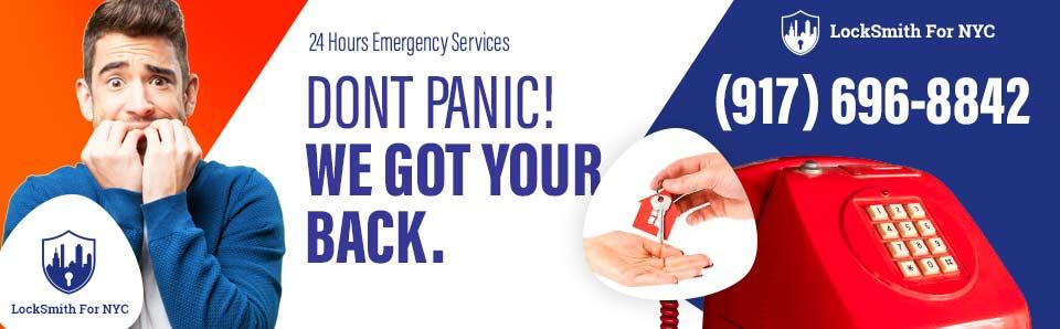 24-7 Emergency Locksmith Service