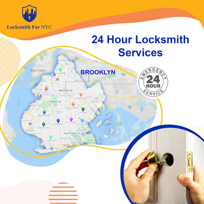 24 hour emergency locksmith Brooklyn