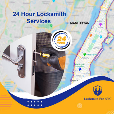 24 hour emergency locksmith manhattan