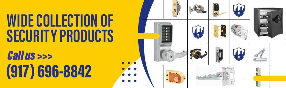Keys and Locks Products Locksmith For NYC