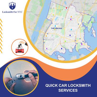 car locksmith service Bronx
