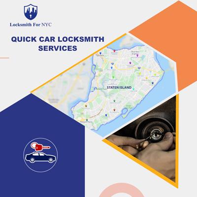 car locksmith service Staten Island