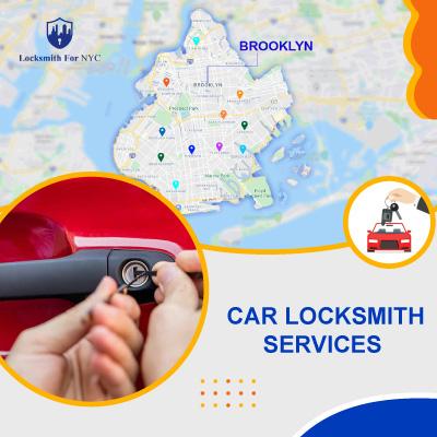 car locksmith service Brooklyn