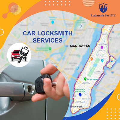 car locksmith service manhattan