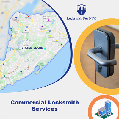 commercial locksmith services Staten Island