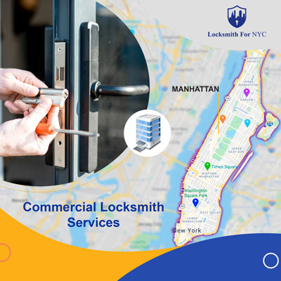 commercial locksmith services manhattan