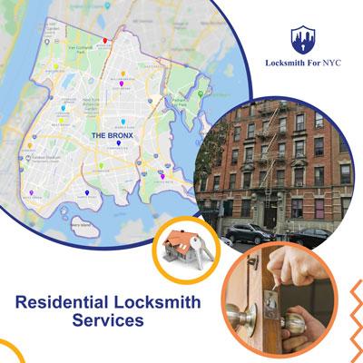 locksmith service Bronx