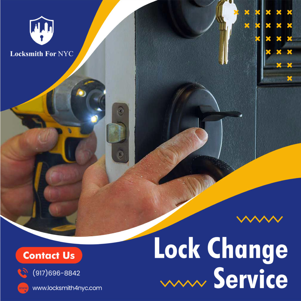 Locksmith 4 NYC Lock Replacement Service