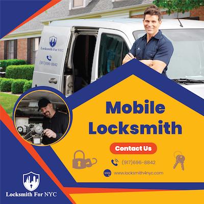 Mobile Locksmith in New York City