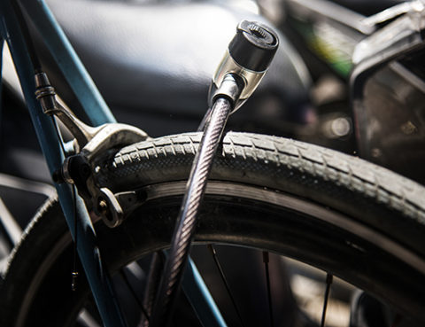 Bicycle locksmith