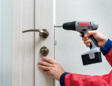 How to install a deadbolt