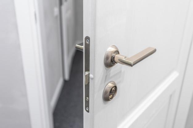 Changing a door lock