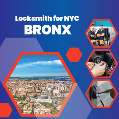 Locksmith Near Me Bronx, NY