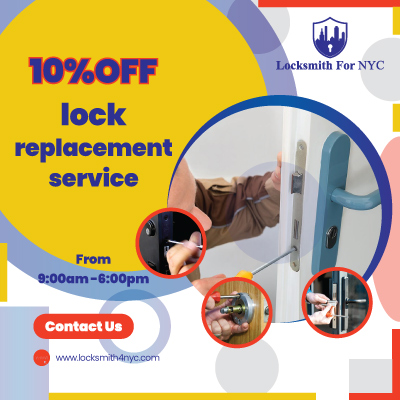 Locksmith Coupons in Manhattan - lock replacement service