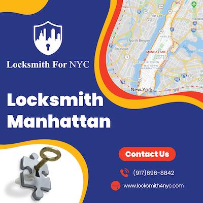 Locksmith Near Me Manhattan, NY