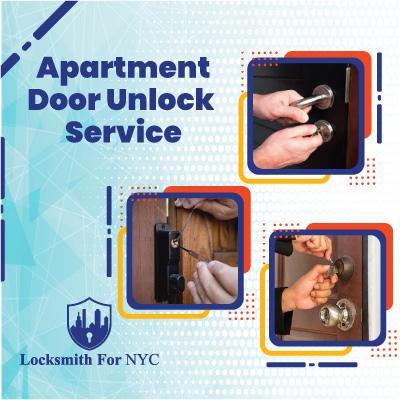 Apartment Door Unlock Service