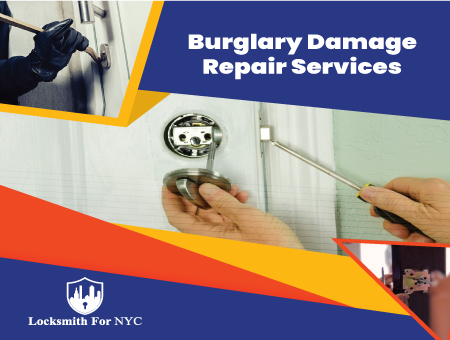 Burglary Damage Repair Service