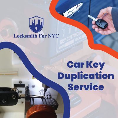 Car Key Duplication Service
