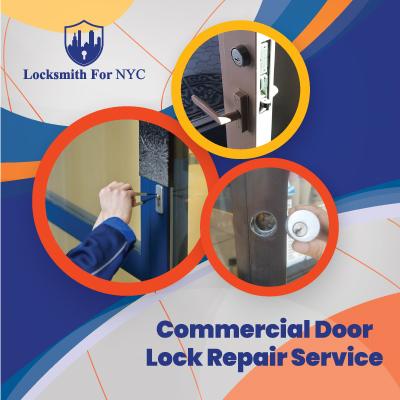 Commercial Door Lock Repair Service