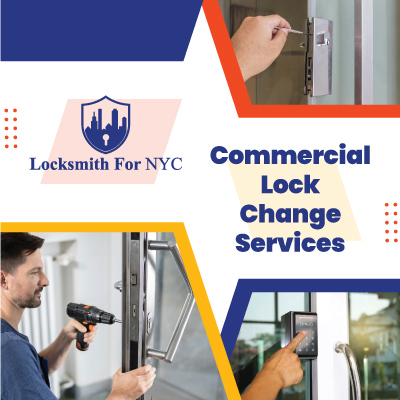 Commercial Lock Change Services