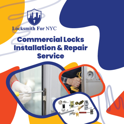 Commercial Locks Installation and Repair Service