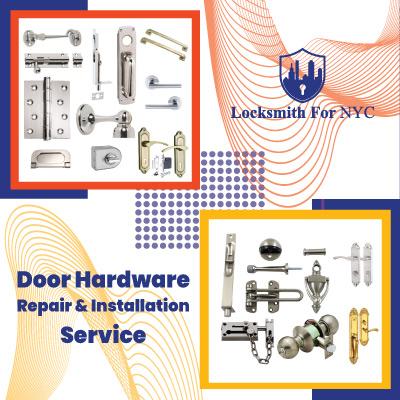 Door Hardware Repair and Installation Service