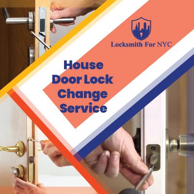 House Door Lock Change Service