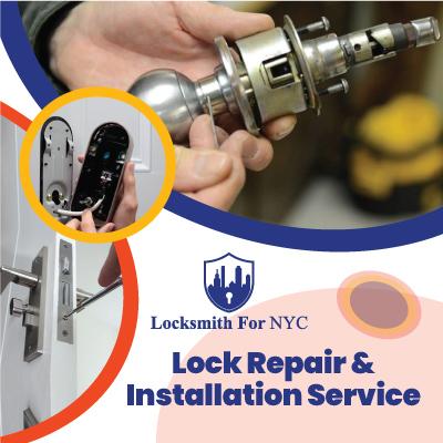Lock Repair and Installation Service