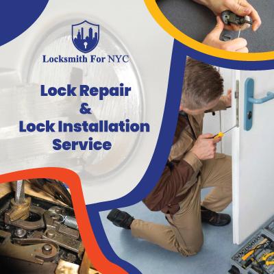 Lock Repair and Lock Installation Service