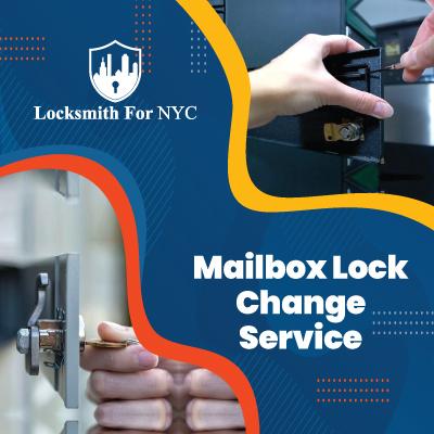 Mailbox Lock Change Service