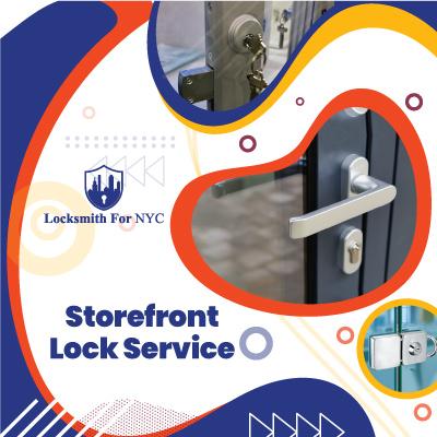 Storefront Lock Service