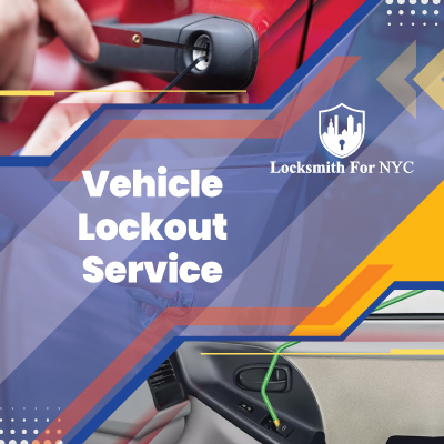 Vehicle Lockout Service