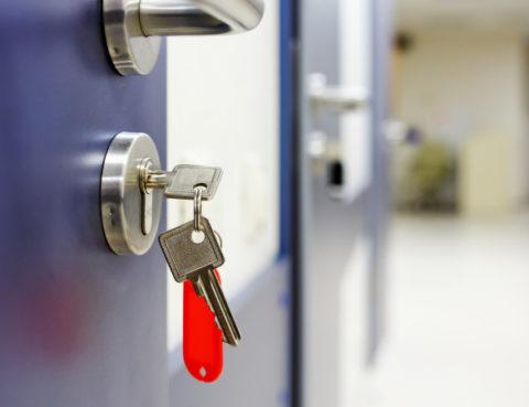 Door lock service near me